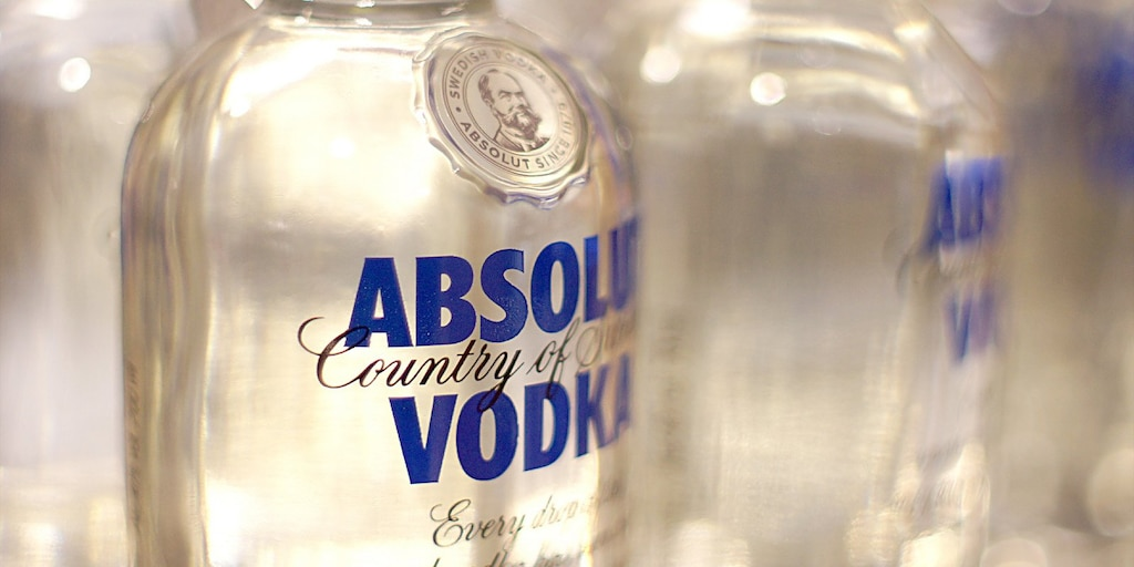 The Maker Of Absolut Vodka Is Getting Whacked By China's Crackdown On Organized Crime photo