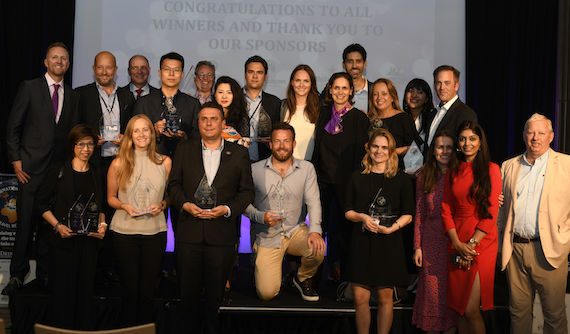 Whyte & Mackay Wins Big At Travel Retail Awards photo