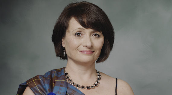 Dr Rachel Barrie Made Keeper Of The Quaich photo