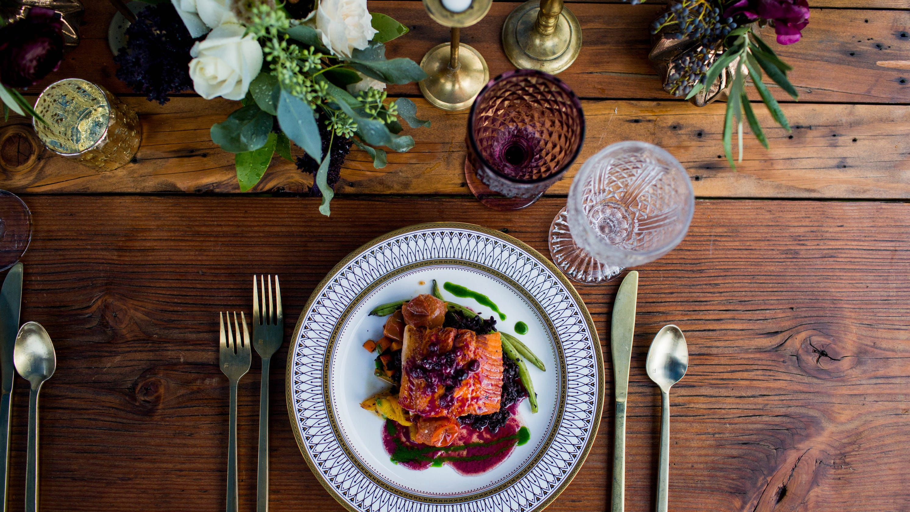 Beer And Wine Dinners And Events Offer Autumnal Date Night Inspiration photo