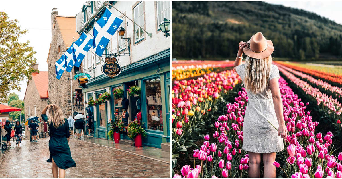 8 Places In Canada That Look Like Europe & Will Whisk You Away photo