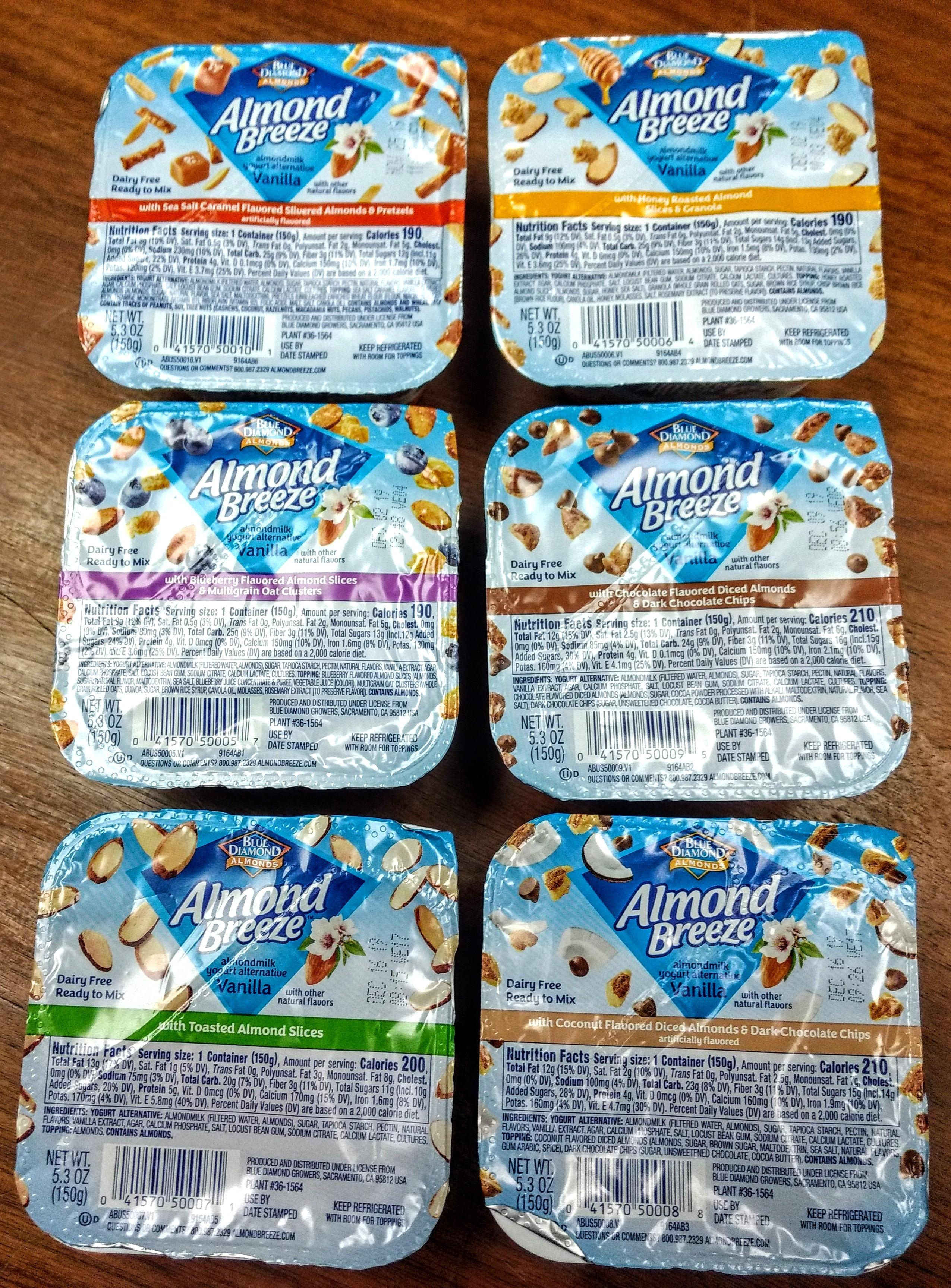 Taste Test: Almond Milk Yogurt A Surprisingly Tasty Substitute photo