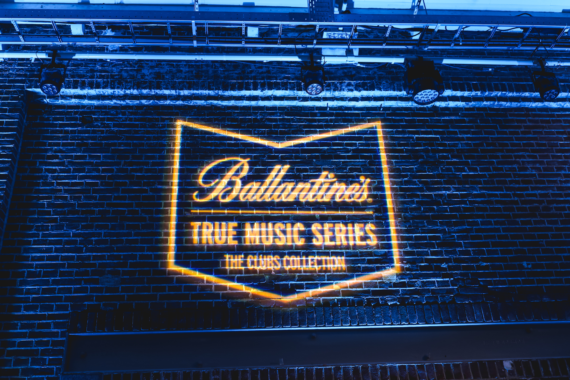 Ballantine's Launch Limited Edition Line At Amsterdam Dance Event photo