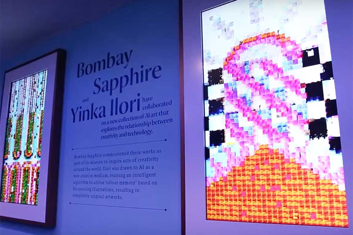 Watch: Bombay Sapphire Tempts Consumers To Unleash Their Creativity photo