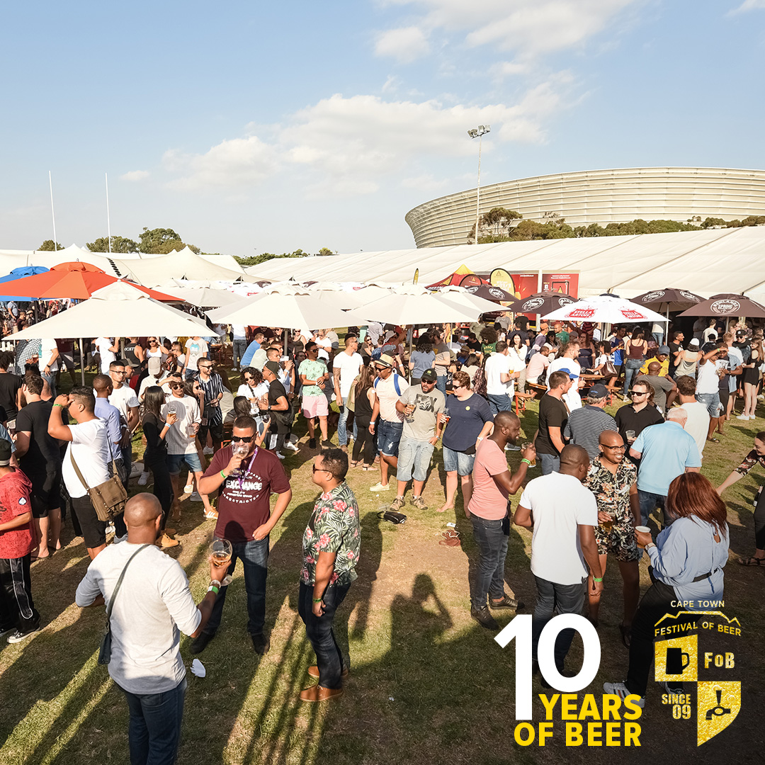 CTFOB 2 The Cape Town Festival Of Beer Celebrates 10 Years