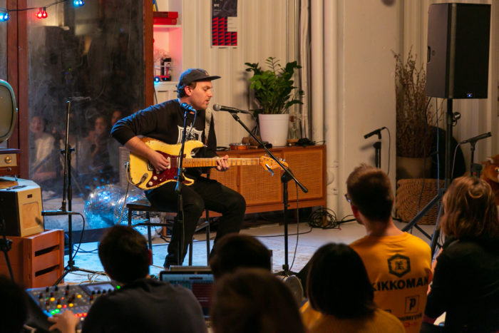 Sofar Sounds And Cinzano Throw Intimate Concert In Brooklyn photo