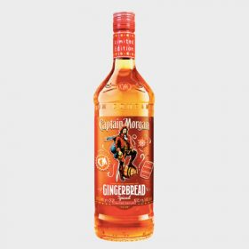 Diageo Launches Gingerbread-flavoured Captain Morgan photo