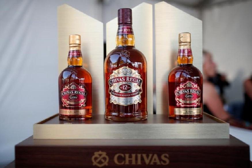 This Diwali, Chivas Regal, Ballantine & Absolut Vodka Among Foreign Liquor To Be Cheaper In Delhi photo