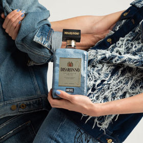 Disaronno Wears Diesel For Latest Limited Edition photo