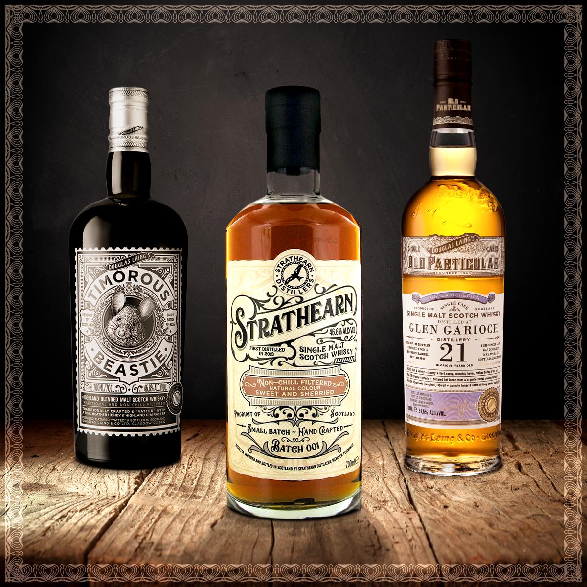 Douglas Laing Acquires Strathearn Distillery photo