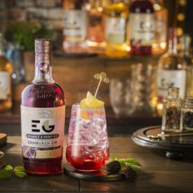 Edinburgh Gin Launches Bramble & Honey Flavour photo