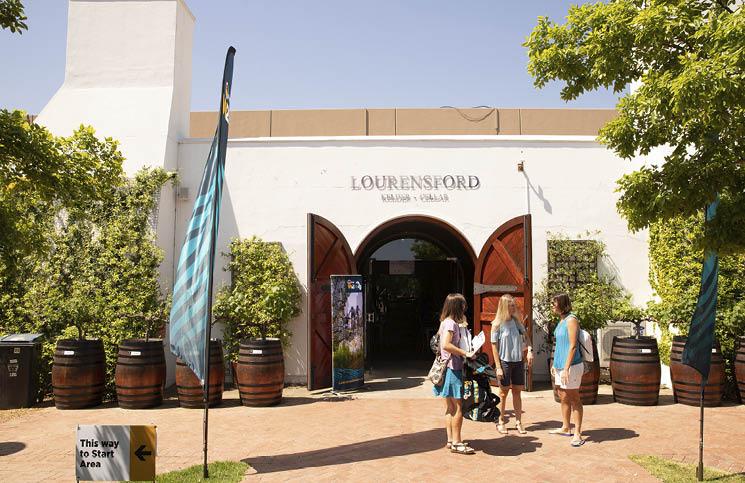 Lourensford Estate photo