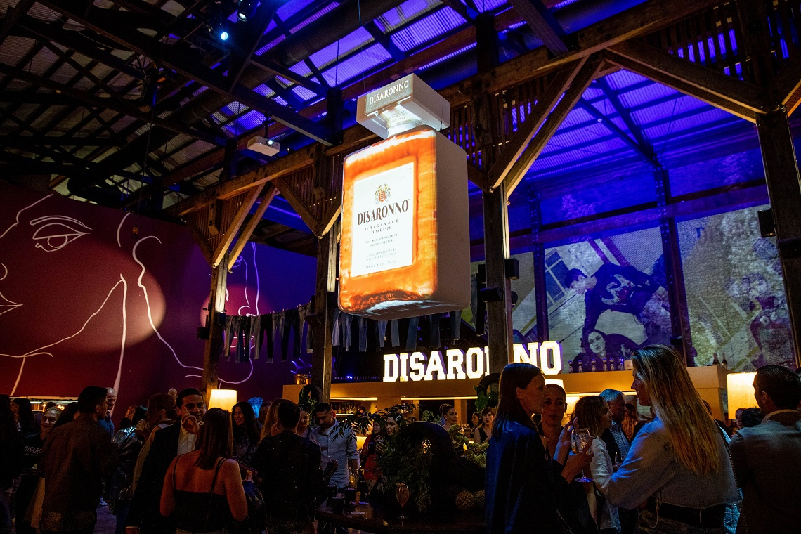 Disaronno Reveals Limited Edition Collaboration With Diesel photo