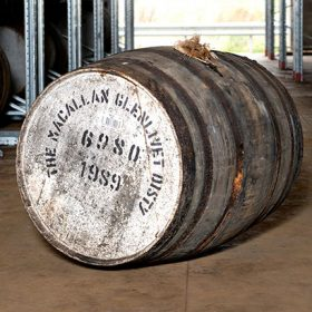 ?exceedingly Rare? Macallan Cask Heads To Auction photo