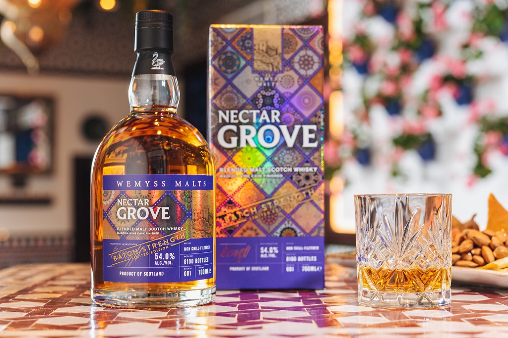 Nectar Grove Whisky Returns For A Limited Release photo