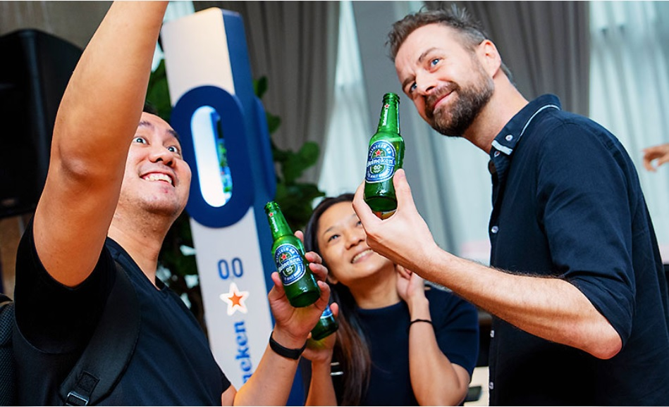 Heineken 0.0 Launch Has Put The Brewer On The Back Foot In Malaysia photo