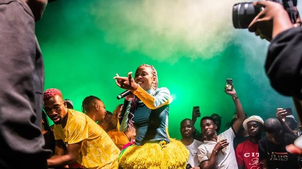 Boiler Room X Ballantine's True Music Returns To Cape Town photo