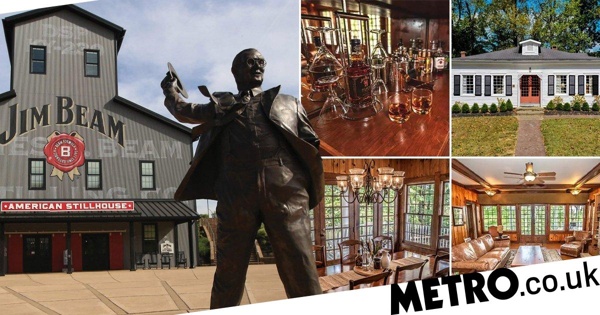 You Can Now Stay In Jim Beam's Bourbon Distillery photo