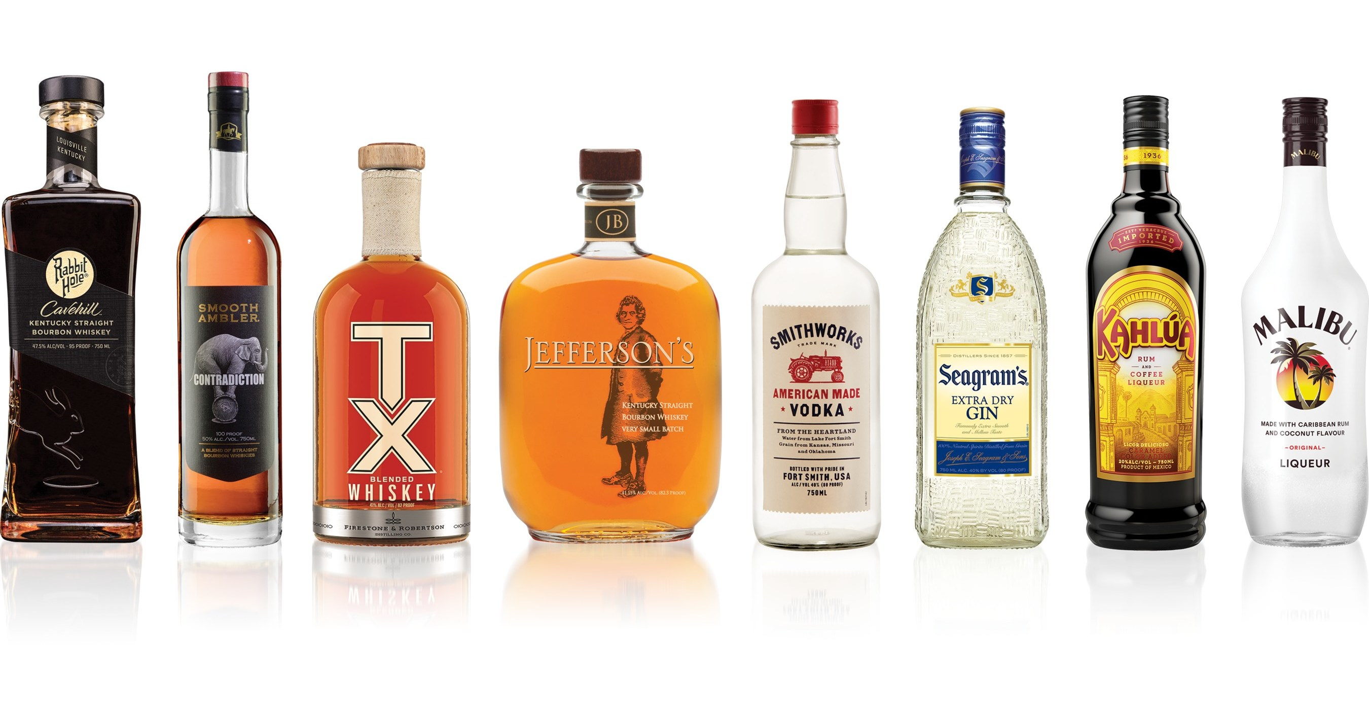 Pernod Ricard Usa Doubles Down On American Wine & Spirits Brands photo