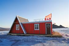 Watch: Vodka Brand Launches World's First Glacier Bar photo
