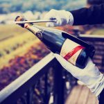 The History of Champagne Sabering photo
