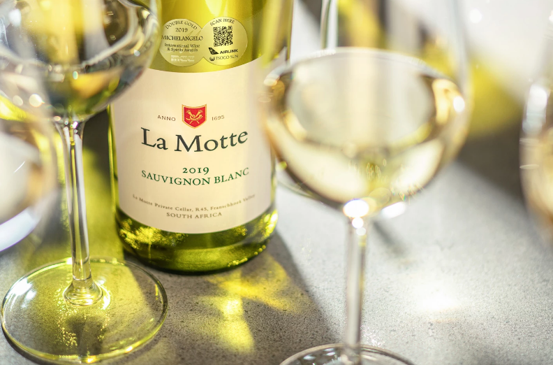 2019 La Motte Sauvignon Blanc wins Michelangelo Double Gold! photo