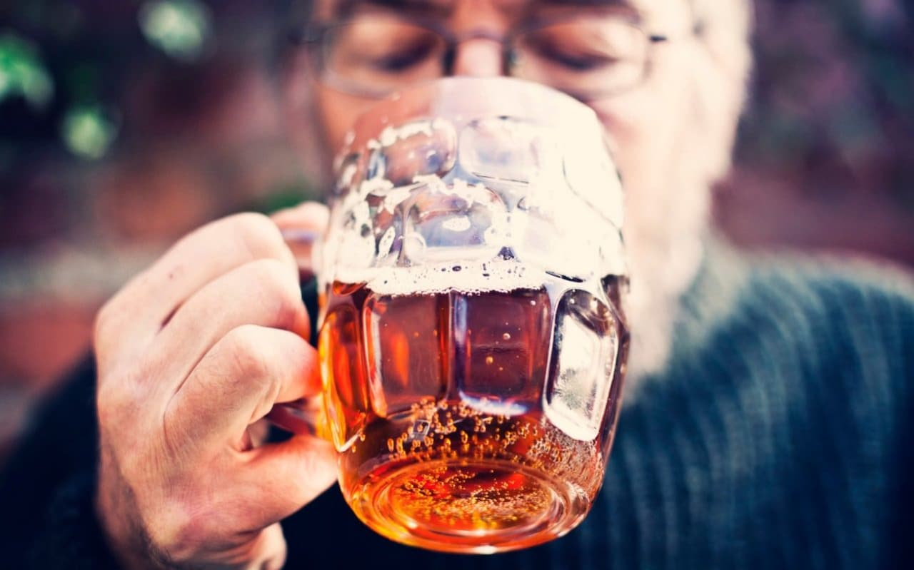 Camra Asks Bbc To Stop Using Images Of Real Ale To Illustrate Stories About Binge Drinking  photo