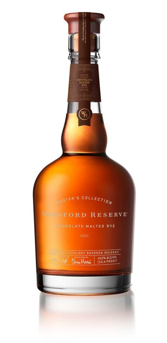 Woodford Reserve Releases Chocolate Malted Rye Bourbon photo