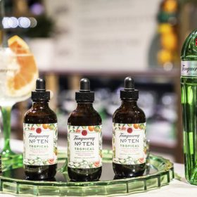 Tanqueray Launches Citrus Heart Cocktail Bitters photo
