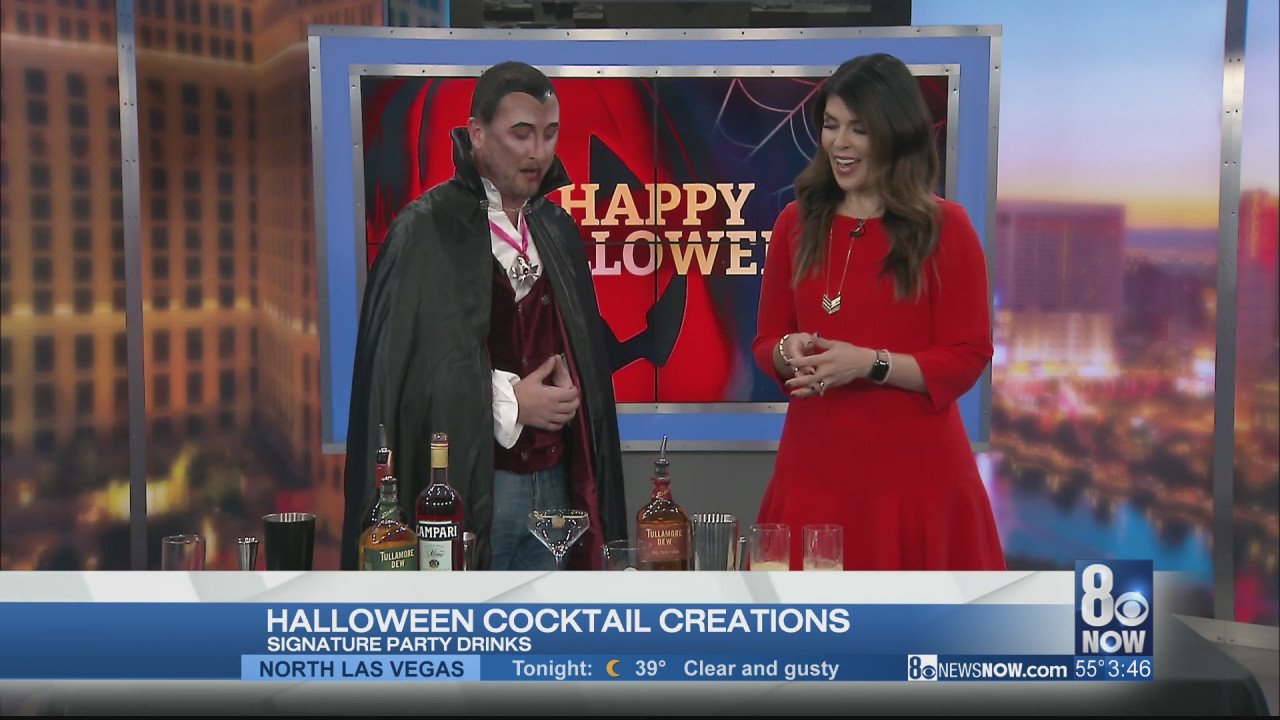 Halloween Cocktail Creations With Tullamore Dew photo
