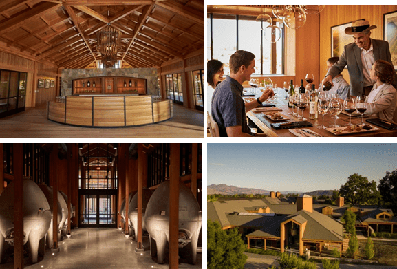 Cakebread Cellars Opens Doors To New Visitors Center In Napa Valley photo