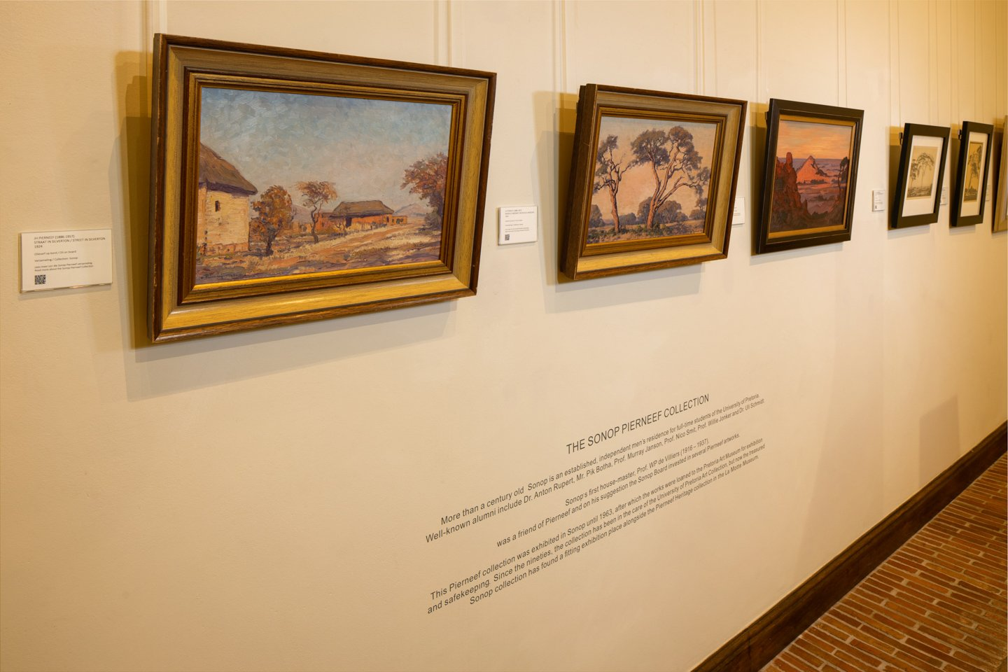 Significant Sonop Collection Added To La Motte's Pierneef Exhibition photo