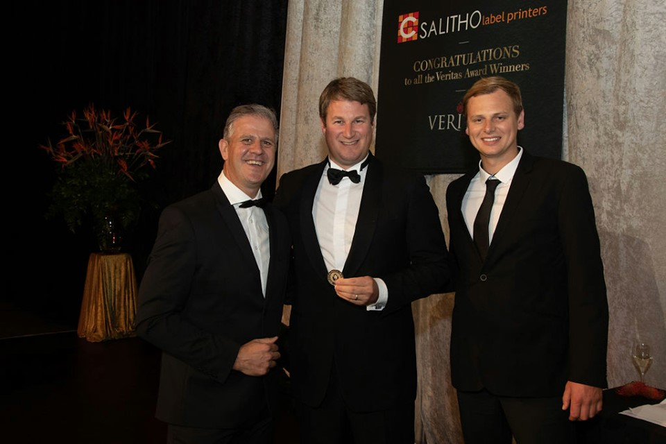 Awards Showered On Robertson Wine Valley Members At The 2019 Veritas Awards photo