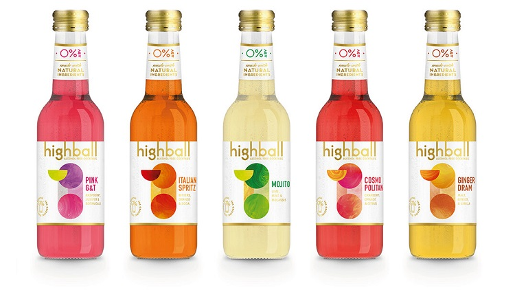 Alcohol-free Cocktail Range Includes Aperol Spritz And Pink G&t Alternatives photo