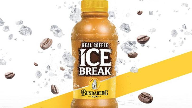 Real Coffee Ice Break With Bundaberg Rum Exists And We're Not Worthy photo