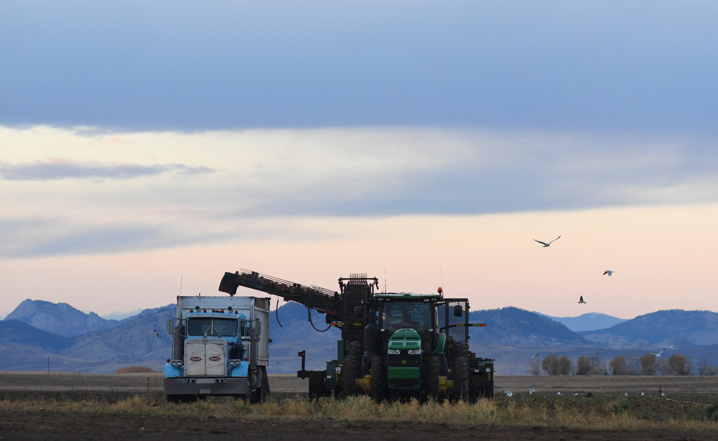 Agriculture Symposium Takes Look At What's On The Horizon For Colorado Farmers, Ranchers photo