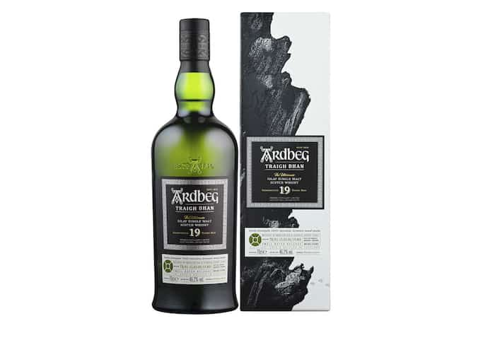 Whisky Review: Ardbeg Traigh Bhan 19 Year Old photo