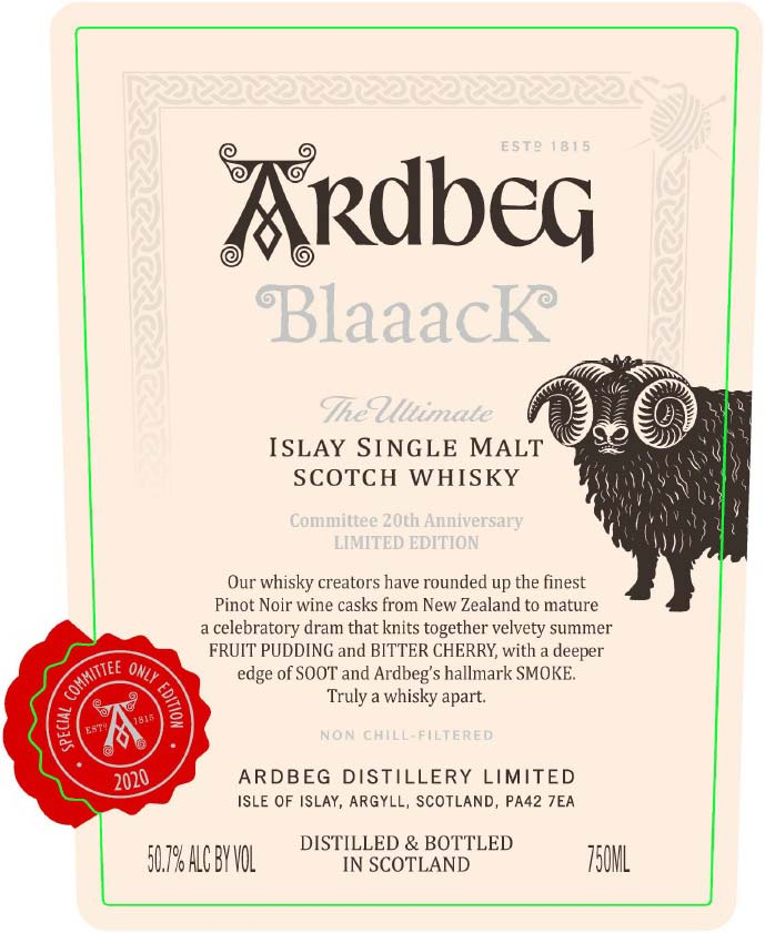 Ardbeg Blaaack Revealed photo