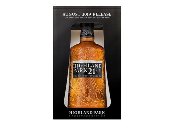 Highland Park Reintroduces 21 Year Old Malt photo