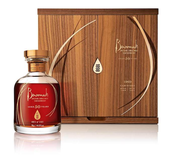 Benromach Showcases Ultra Rare 50 Year Old Scotch Whisky photo