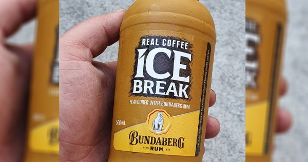 Holy Shit, Bundy Rum-flavoured Iced Coffee Is In Qld Now photo