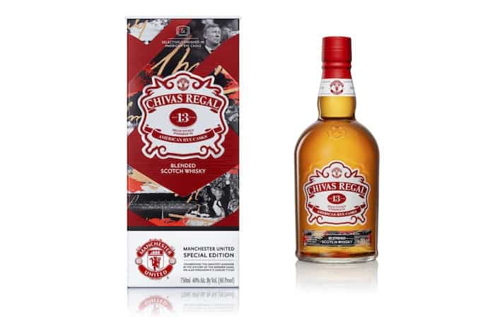 Chivas Regal Teams With Top Flight Soccer Team For New Scotch photo