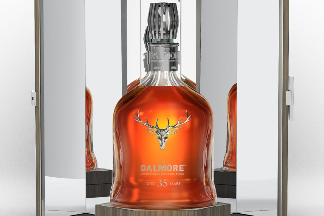 How To Get One Of The Rare The Dalmore 35-year-old Whisky Bottles photo