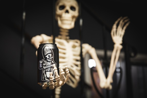 Four Bone-chilling Beers To Drink This Halloween photo