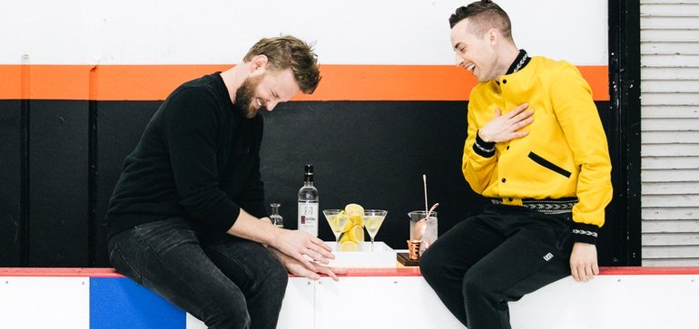 Ketel One Sponsors Season 2 Of Adam Rippon's Youtube Series photo