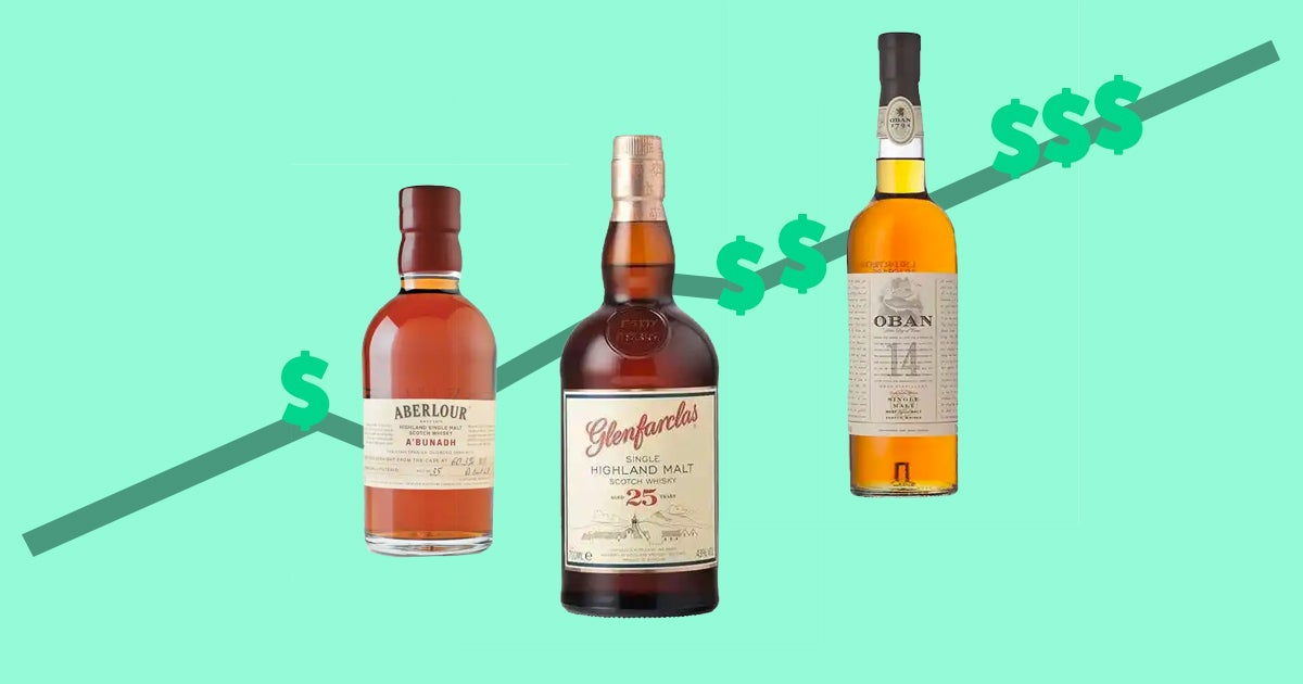 Trump Is Raising The Price Of Scotch. Stock Up On These 10 Bottles Before It Happens photo