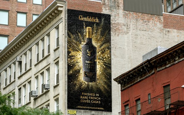 Marketing Daily: Glenfiddich Wants You To 'pop Open' A Bottle Of Its New Grand Cru photo