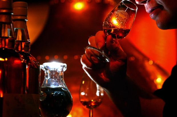 Fund Taps Wealthy Scotch Whisky Fans photo