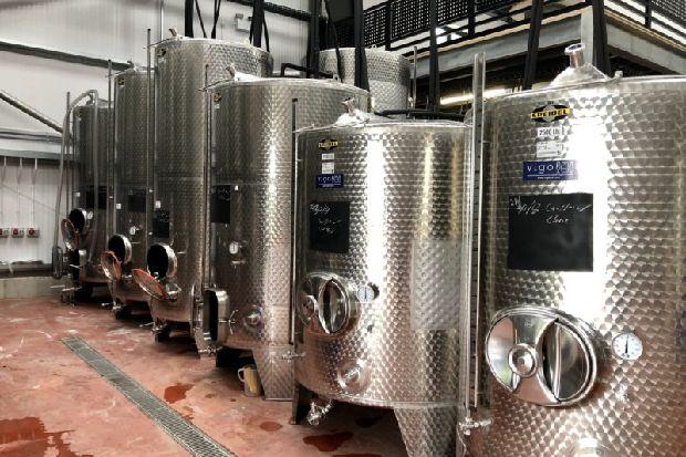 Duchess Of Cornwall Visits Bolney Wine Estate?s New Winery photo