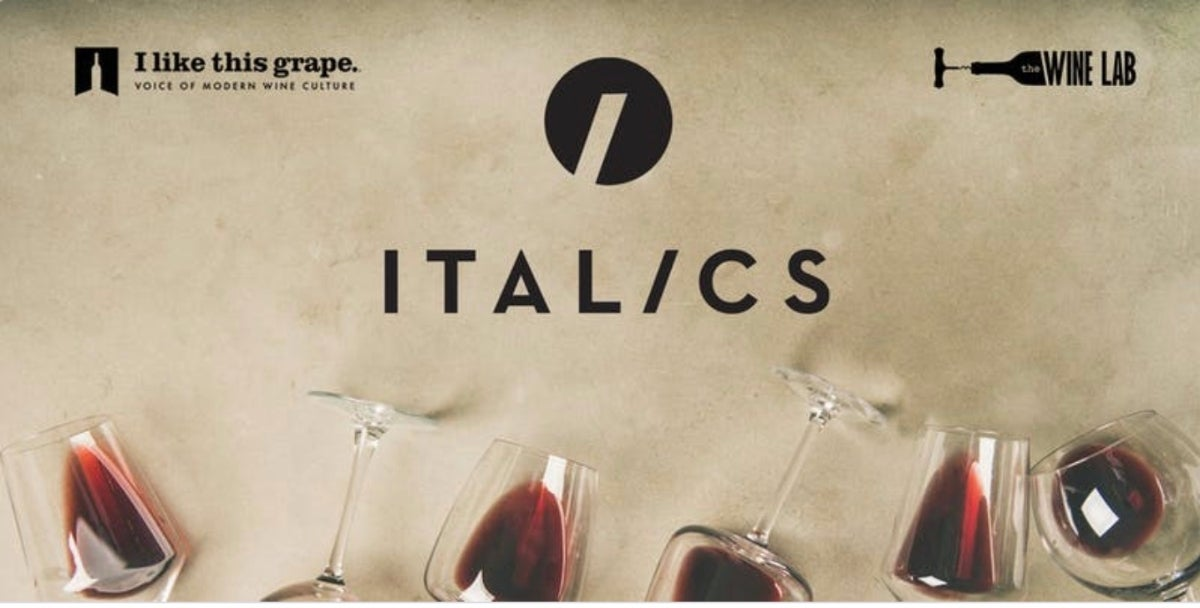 Italics From Napa Valley: Tasting+pairing+$75 Bottle To Take Home photo